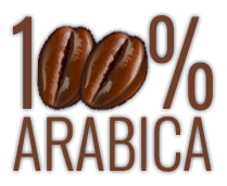 Sélection de cafés 100 % arabica, assemblages ou origine propre