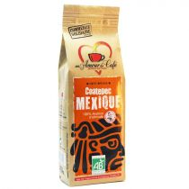 Café Moulu bio Mexique Coatepec 250g
