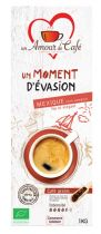 Café Grains bio Un Moment d'Evasion Mexique 1kg
