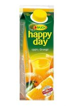 Jus brique orange HAPPY DAY (1L)