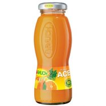Jus de cocktail orange citron carotte ACE (24 unités x 20cl)