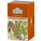 Infusion Ahmad Tea Relaxation Rooibos Cannelle x20